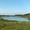 Жилой кирпичный дом на берегу озера.  #1600459