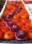 Фрукты и овощи из Испании .