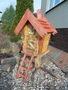 декоративные изделия из дерева для украшения приусадебного участка,  двор тер-рии