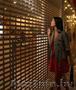Решетчатые роллеты в павильон
