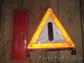 Знак аварийной остановки (Мерседес) в пенале