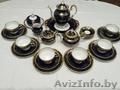 Кофейный сервиз Weimar Porzellan фарфоровый 30 предметов.
