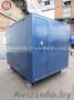 Нагрузочный испытательный стенд 800 кВт для ДГУ