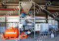 Оборудование для производства пенобетона и пеноблоков