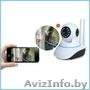 Беспроводная поворотная WiFi камера видеонаблюдения 6030WiFi